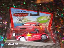 "disney pixar cars ""long ge super chase! maßstab 1:55, die-cast metal, neu, mattel"