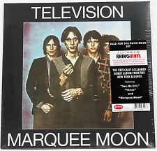 TELEVISION Marquee Moon LP vinyl 180g Eur 2012 Elektra/Rhino MINT/SEALED