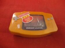 Nintendo Game Boy Advance Orange Console Shaped Gummy Candy Container UNOPENED