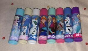 Lip Smackers Party Pack Disney Frozen 8 pcs,