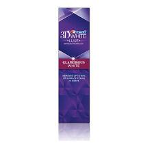 Crest 3D weiß Luxe Glamorous weiß leuchtend Bleaching Zahnpasta 155g/156ml