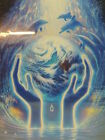 Dolphins Sea Spirits Metaphysical Jigsaw Puzzle Mother Earth Wican 1000pc SEALED
