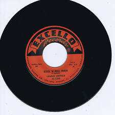 CHARLES SHEFFIELD - IT'S YOUR VOODOO WORKING / ROCK 'N' ROLL TRAIN (Northern)