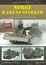 Tankograd 7016: Norge Herens Styrker Vehicles of Modern Norwegian Land Forces