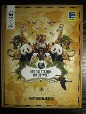 WWF Sammelalbum / Reisetagebuch der EDEKA Aktion NEU & unbenutzt