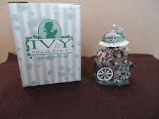"Ivy & Innocence ""Blossom's Flower Cart"" 05121 Ia/1328"