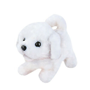 Electronic Pet Dog Electric Simulation Children's Toy Will Bark And Walk Puppy
