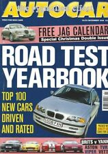 December Monthly Cars, 1990s Transportation Magazines