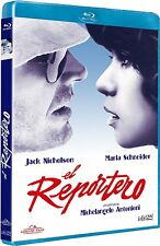 THE REPORTER (Jack Nicholson) -  Blu Ray - Sealed Region B  for UK