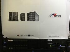 IBM System x3650 M3 servidor 2 Xeon Quadcore E5620 2.4ghz 32GB 300GB SAS de VMware