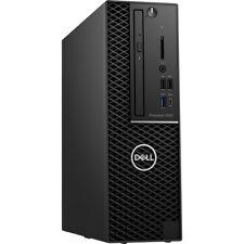 Dell 851MK Precision 3430 SFF Workstation Desktop i5-8500 8GB 256GB W10P DVDRW