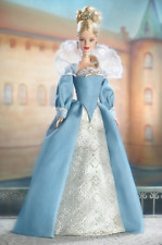 2002 Princess of the Danish Court Barbie Collector Edition Dolls of the World
