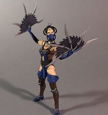 "KITANA Series 2 Mortal Kombat X 6"" Collectible Action Figure Brand New Mezco"