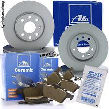 4x ATE Bremsscheiben + ATE Ceramic Beläge vorne + hinten  Opel Signum Vectra C