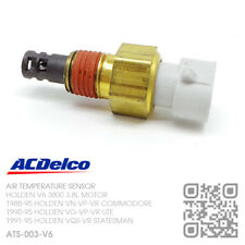 ACDELCO AIR TEMPERATURE SENSOR V6 3800 3.8L [HOLDEN VN-VG-VP-VR COMMODORE/UTE]
