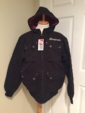 SNAP-ON Tools Winter Jacket Adult 3XL Hooded &Insulated &Very warm! NWT!!!
