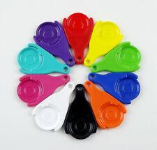 Einkaufswagenchips Griffrand incl. Chiphalter Mengen und Farben frei wählbar