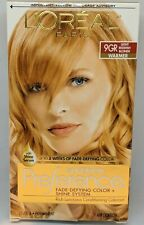 Loreal Superior Preference Permanent Hair Color #9GR LIGHT REDDISH BLONDE