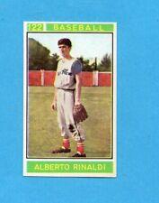 CAMPIONI dello SPORT 1967/68-Figurina n.122- RINALDI -BASEBALL-Recuperata