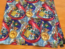 "VINTAGE NICOLE MILLER OLYMPIC GAMES BARCELONA 1992 LOGO SILK 42"" SQUARE SCARF"