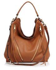 Rebecca Minkoff HS16IFCH04 Moto Leather Hobo  Shoulder  XBody Handbag, Almond