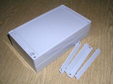 OKW Kunststoff Gehäuse  ROBUST-BOX  200 x 120 x 60 mm  C2012201 mit Zubehör