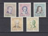 S17511) Italy MNH 1979 Famous Persons 5v