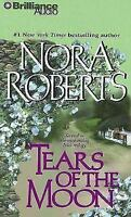Tears of the Moon by Nora Roberts (2010, CD, Abridged) Audio Book Free Shipping!