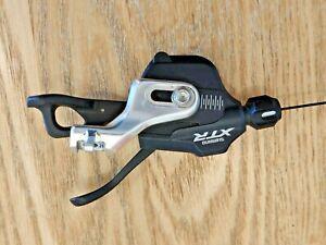 Shimano Xtr M965 3-speed Due Controllo Sinistra Leve Del Cambio