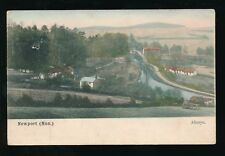 Wales Mon Monmouthshire NEWPORT Alteryn General view 1904 PPC