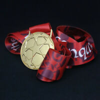 UEFA Champions League Medal Final 2005 Istanbul Winner Liverpool Gold Medal