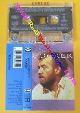 MC JOE COCKER Cocker 1986 italy CAPITOL 54 2404244 no cd lp dvd vhs