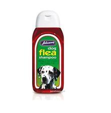 - Johnsons Puppy & Dog Flea Shampoo 200ml 5000476070083