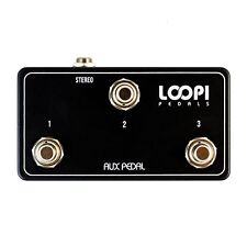 Loopi Strymon Aux Multiswitch Foot Switcher - Loopi Pedals