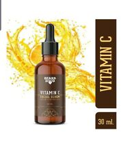 Beardhood Vitamin C Serum for Face with Vitmain C 20%, Hyaluronic Acid-30ml