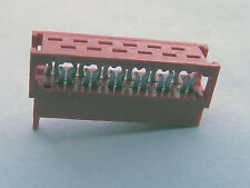 4 each 12 Way Micro-Match Male On-Wire Connector AMP or Tyco 8-215083-2