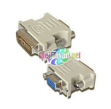 2 pcs. VGA to DVI Adapter DVI Male to VGA female   **USA SELLER***