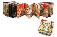 TAKASHI MURAKAMI The 500 Arhats Miniature Book Kaikai Kiki Limited JAPAN F/S