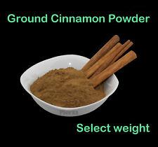 Cinnamon Ground Powder | Baking | Desserts | Cakes | Premium Quality | FREE P&P