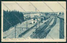 Milano Meda Stazione cartolina EE6087