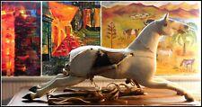 Karussellpferd  90 cm  Original 1850-1900 antik Erzgebirge Raum Seiffen Kinder
