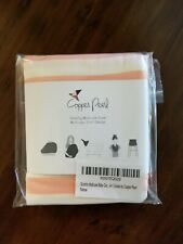 """Copper Pearl Stretchy Multi-use Baby Car Seat / Nursing Cover """"Holland"""" 5 in 1"""