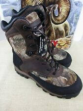 ROCKY 4754 MENS CAMO SIZE 12M LACE UP HUNTING BOOT