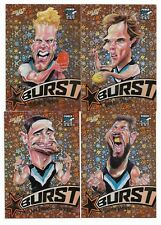 SB49 Travis BOAK Port Adelaide 2016 Select Footy Stars Starburst Caricature