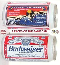 1996 OLYMPICS TEAM USA SWIMMING BUDWEISER BUD BEER CAN SPORTS GOLD MEDAL POOL