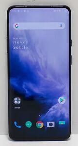 "OnePlus 7 Pro LTE 256GB ROM 8GB RAM (T-Mobile) 6.67"" GM1915 Nebula Blue"