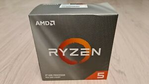 AMD Ryzen 5 3600 Processor - Brand New Sealed