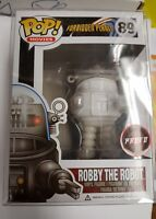 FUNKO POP FORBIDDEN PLANET ROBBY THE ROBOT PROTO RARE 89