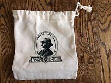 "COL. Littleton Drawstring Canvas Storage Bag 8"" x 9.5"" New"