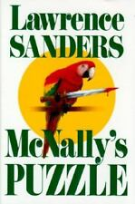 McNally's Puzzle by Lawrence Sanders (1996, Hardcover)